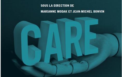 """Vernissage du livre """"Reconnaître le care: Un enjeu pour les pratiques professionnelles"""""""