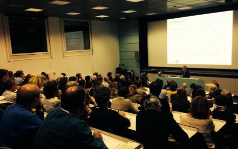 Forte affluence à la conférence publique sur les trajectoires de chômeurs en fin de droits