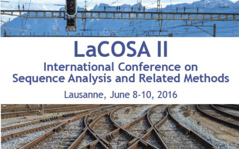 International Conference on Sequence Analysis and Related Methods: call for contributions