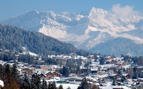The Alpine Population Conference (Alp-Pop 2016) in Villars-sur-Ollon, Switzerland